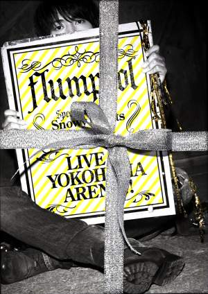Live DVD flumpool Live at YOKOHAMA ARENA!! Special Live 2010「Snowy Nights Serenade~心までも繋ぎたい~」